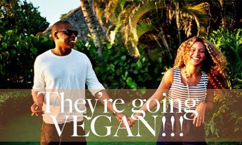 beyonce e partner vegani