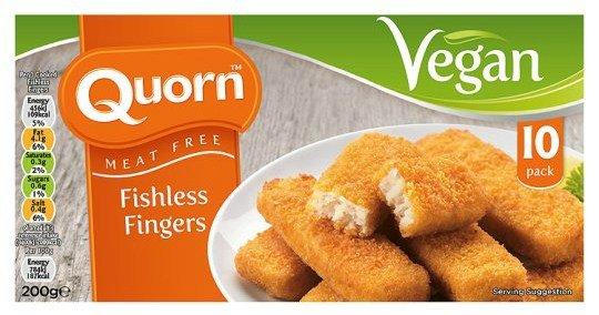 prodotti fish vegan