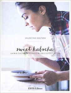 sweet kabocha libri per vegani