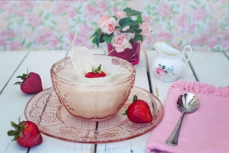 ricetta crema di latte vegetale