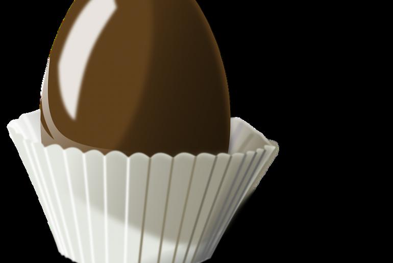 ricetta uova di pasqua vegano