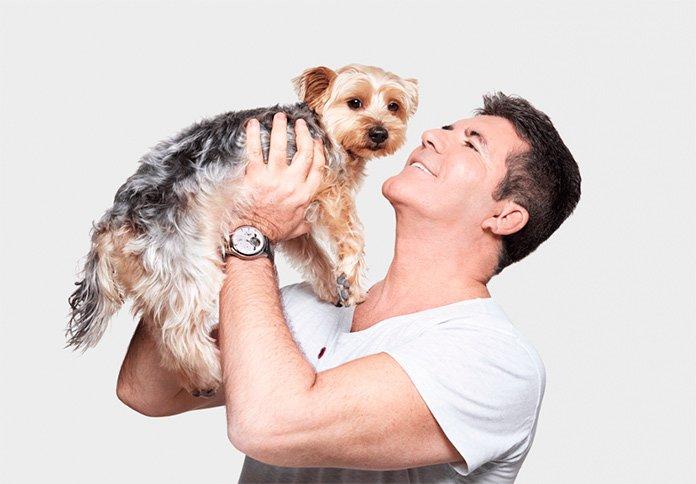 Simon Cowell vegano
