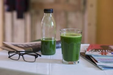 green smoothies gordon ramsey