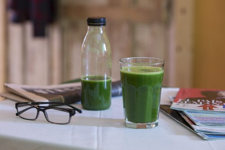 green smoothies gordon ramsey